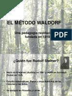 Metodo Enseñanza Waldorf