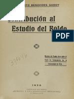 [1928] Tesis Boldo