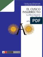 Cusco Insurrecto Inicio