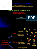 Unidad i Cristalografia
