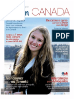 Revista Canada Intercambio