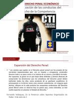 Criminalizacic3b3n de Las Conductas Del Derecho de La Competencia