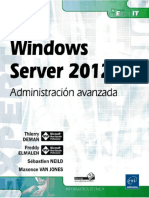 Windows Server 2012 R2 - Administración Avanzada