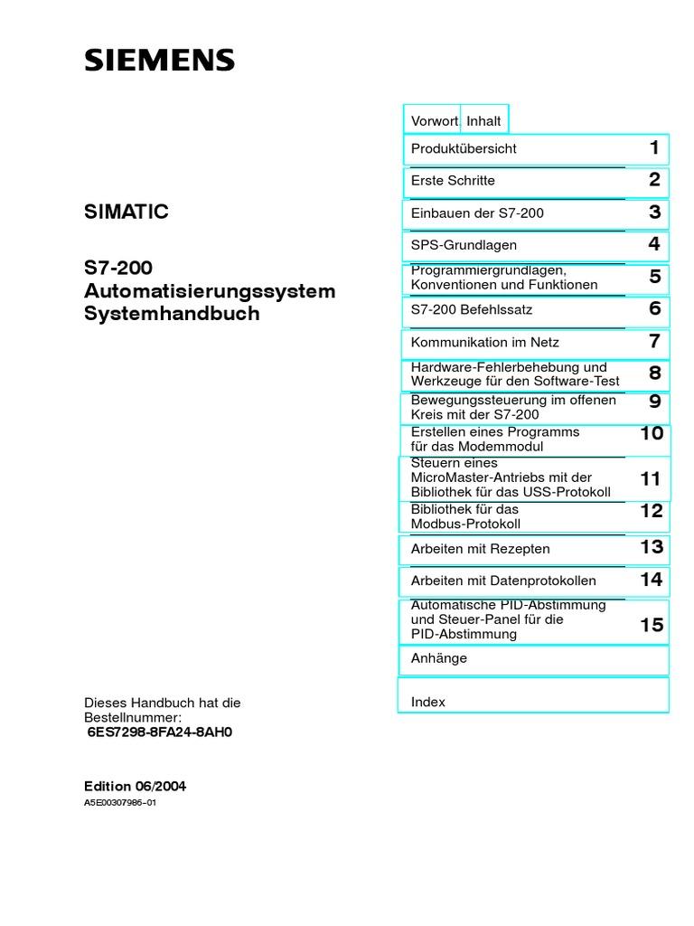 Siemens Simatic s7 200 Cpu224 Dc Dc Dc