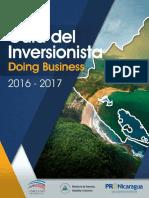 Doing Business Nicaragua 2017 F7UTBGH