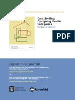 Card Sorting Chapter 9 Optimalworkshop