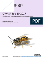 Owasp Top 10 2017 Rc2 Final