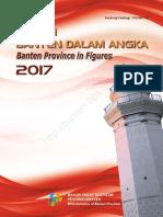 Provinsi Banten Dalam Angka 2017