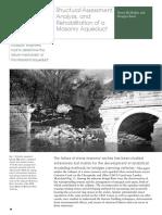 Structural Assessment_Masorny Aqueduct