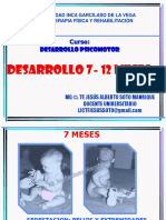 Desarroollo Motor 7-12 Meses - Uigv