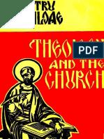 Stăniloae, Dumitru Theology and the Church