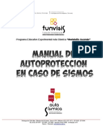 Manual de Autoproteccion de Funvisis
