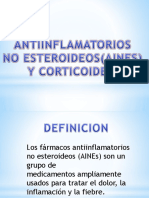 AINES-CORTICOIDES