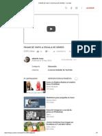 Pasar de Cmyk a Escala de Grises - Youtube