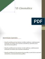 Unidad II - Cinemática.pdf