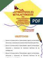 Atb y Quimioterapicos i III 17