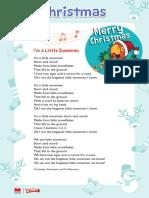 Link 1 Christmas Song Lyrics