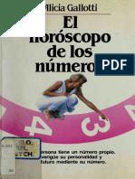 Gallotti Alicia - El Horoscopo De Los Numeros.pdf