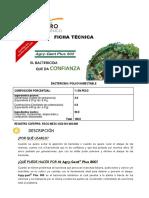 Ficha Tec-Agrygent 800