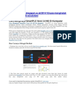 Cara Menginstal SmartPLS Versi 2.0 M3