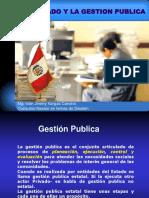 Gestion Publica Expo 1_el Estado y La Gestión Pública
