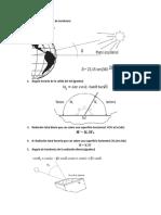 Fórmulas Para La Radiación de Incidencia