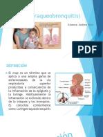 CRUP (Laringotraqueobronquitis)