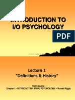 Psychology-1-9-Notes