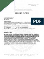 Formato de Resumen Clinico 1