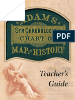 Adams Chart of History Study Guide