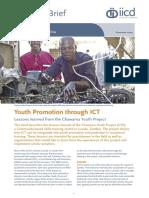 2009 IICD Learning Chawama-Youth-Zambia