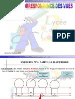 Exercice Correspondance Des Vues
