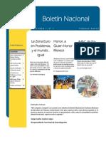 Boletín Nacional Febrero 2010