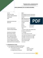 1.0 ANEXO 01 Informe de Liquidacion de Obra