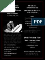 Rome Workshop Flyer Sept2017