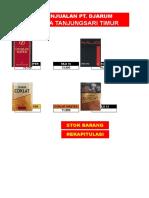 Aplikasi Penjualan Pt. Djarum