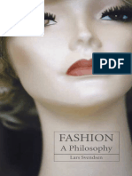 Lars Svendsen - Fashion a Philosophy (2004)