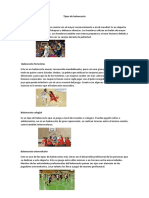Tipos de Baloncesto