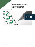 Acelera Tu Negocio - Ac-cuestionario - Miquel Baixas