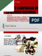 Grupo 4 - Analisis Comparado de La Defensa Nacional