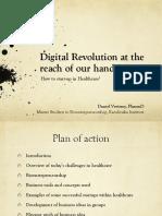Digital Revolution in Healthcare - EPSA AA '17 - Daniel Vertessy - 2.pptx