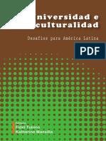 Universidad e Interculturalidad Para Web