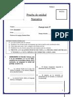 prueba unidad 1 segundo medio forma A.docx