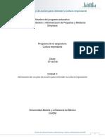 Unidad 3. Generacion de un plan de accion para entender la cultura empresarial.pdf