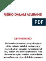 4.RisikoAsuransi