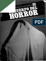 Duvignaud F [1987)_El Cuerpo Del Horror_FCE
