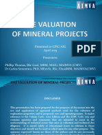 The Valuation of Mineral Projetcts..pptx