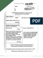 BARNETT v DUNN, et al.(EASTERN DIST. CALI)  - 8 -  Plaintiff Response to EAC Request 36530934