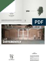 YOO Cumbaya Brochure