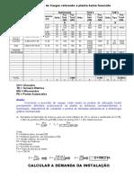Previsao de Cargas - Tabela-2